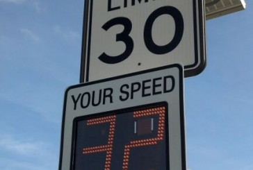 Lantana approves more radar speed signs
