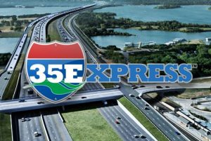 35Express graphic -- 35express website
