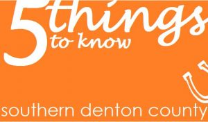 5 things orange and white