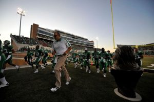 Apogee Stadium in Denton is becoming a fan favorite in Denton County.