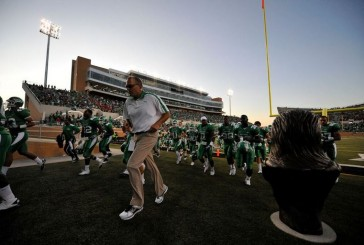 Apogee stadium: Denton County's home field advantage