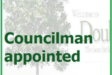 Councilman appointed to fill vacant Double Oak seat