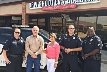 Flower Mound Chamber welcomes medical, ballistics businesses
