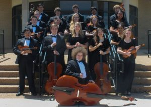 Marcus High School Orchestra, 2014 (Photo Courtesy: MHS Orchestra)