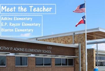 Meet the Teacher events at area DISD schools