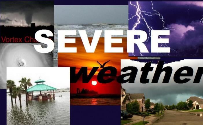 Tornado Watch in effect for Denton County