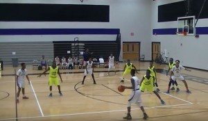 Texas Ballers 2015 championship game (Photo Courtesy: G Rich/YouTube)
