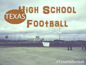 Texas high school football