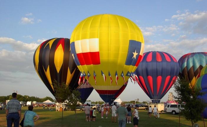 Annual Highland Village festival nixes the hot air balloons
