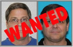Brent Jozefkowicz is wanted by the TDPS as a violent sex offender (Photo Courtesy: TDPS).