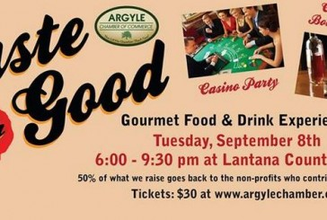 Food, wine tasting planned for Argyle fundraiser