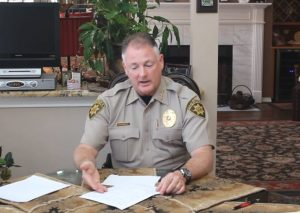 Denton County Sheriff Will Travis
