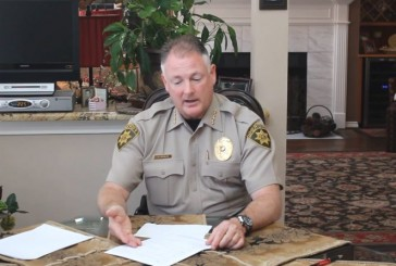 Sheriff responds to campaign filing question