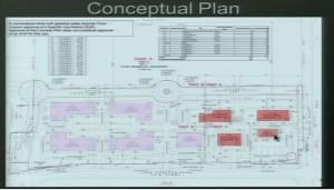 Hawks Hill Concept plan