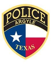 argyle police logo
