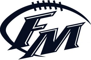 flower mound high school fmhs football logo