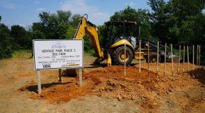 fm dog park construction 2015