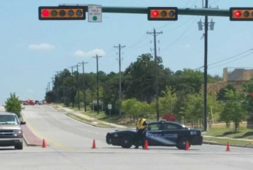 FM 1171 now open after gas leak