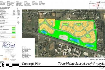 Argyle council approves contested development 3-1