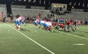 Argyle Eagles vs Dallas Carter football 10-23-15