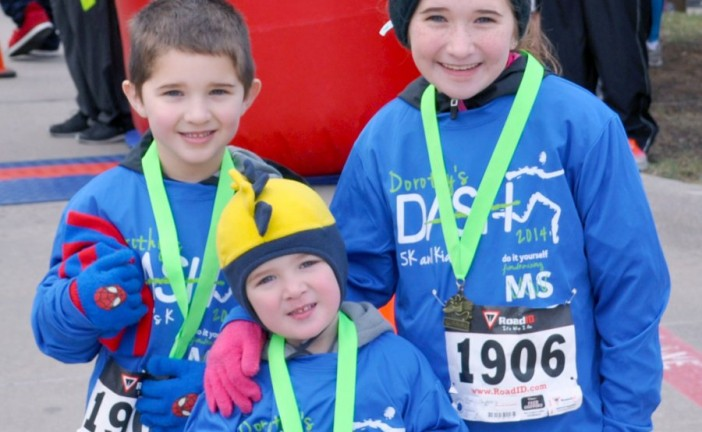 Registration now open for Dorothy's Dash