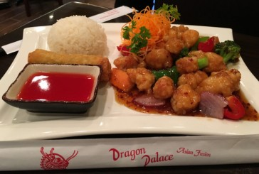 Foodie Friday: A fusion of Asian cuisine at Dragon Palace