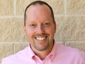 Chris Schoolcraft, Senior Pastor, Argyle United Methodist Church