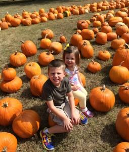 Trinity UMC Denton pumpkins