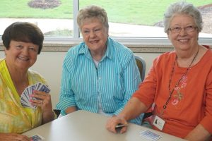 Active adults flock to Flower Mound to take advantage of the many offerings from the town's Seniors in Motion program.