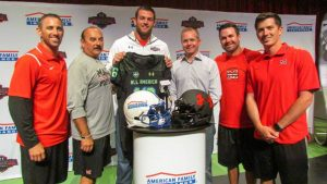 kaden smith 2016 Under Armour All-America High School Football Game
