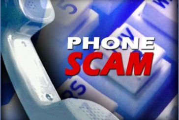 CoServ warns of holiday weekend phone scam
