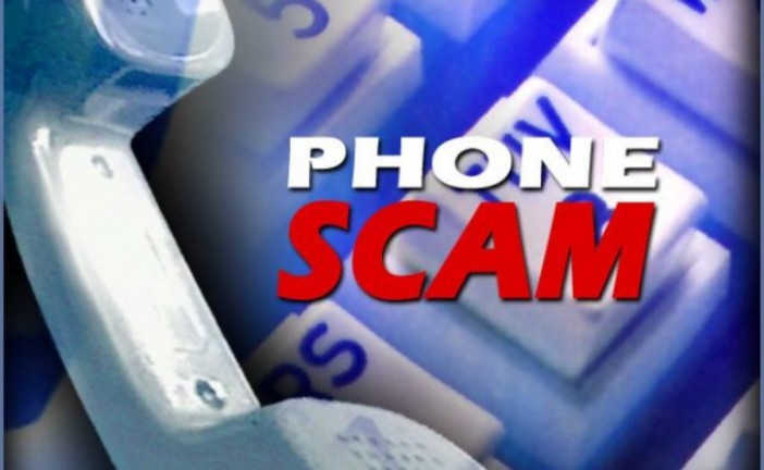 Argyle PD warns residents of phone scam