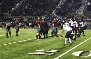 Argyle Eagles vs Pittsburg football 11-20-15