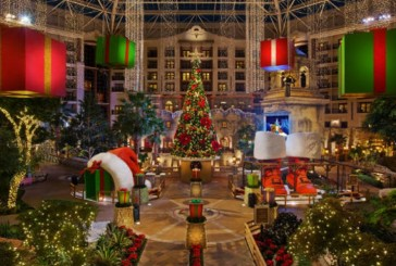 Gaylord's annual Lone Star Christmas now open
