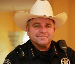 Denton County Pct. 4 Constable Tim Burch
