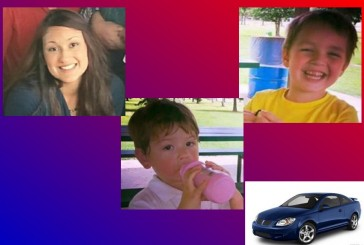 Search continues for missing children