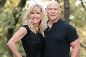 Jesse James Fit clients Renee and Rick Moore.