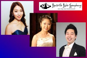 Suehyun Ko, Hyunwoo Cho, and Ah Young Kim will perform in a free concert in Flower Mound on Dec. 29.
