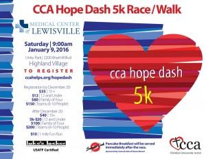 CCA Hope Dash Flyer 2015
