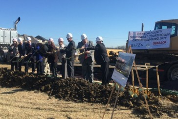 Groundbreaking held for courthouse
