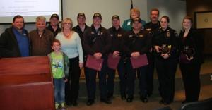 HVPD_FD Life Saving Award