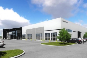 Flower Mound/Grapevine land Mercedes-Benz distribution center, training facility