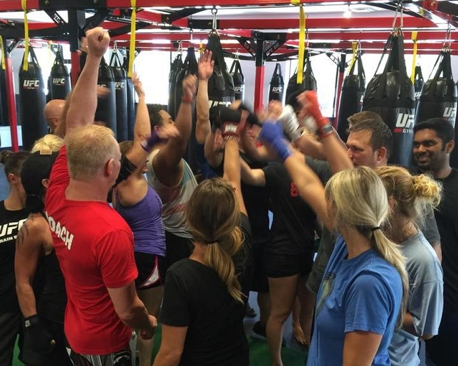 UFC Gym combines best of many worlds - The Cross Timbers Gazette