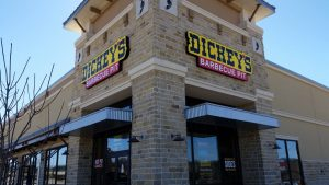 Dickey's Barbecue Pit will open February 11.