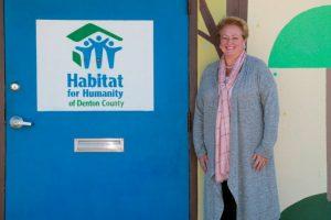 Habitat for Humanity of Denton County Carol Kyer.