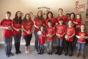 Lantana ministry feeds local kids