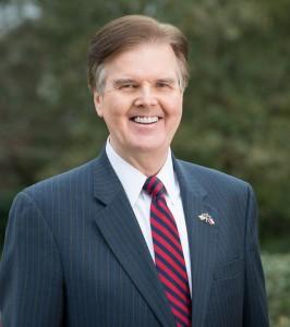 Lt. Governor Dan Patrick