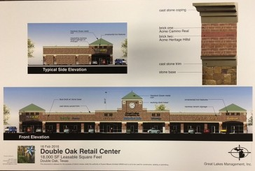 Double Oak considers strip center