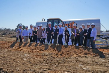 Stryker breaks ground on expanded facility