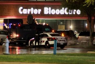 Man found dead inside Lewisville blood donation center